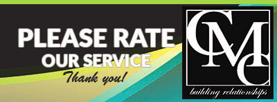 Please rate our service