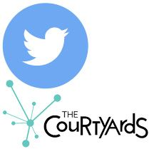 The Courtyards Twitter