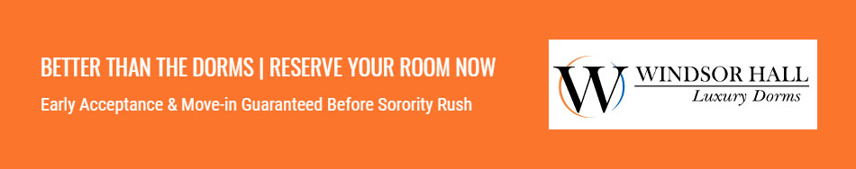 Better Than The Dorms | Reserve Your Room Now