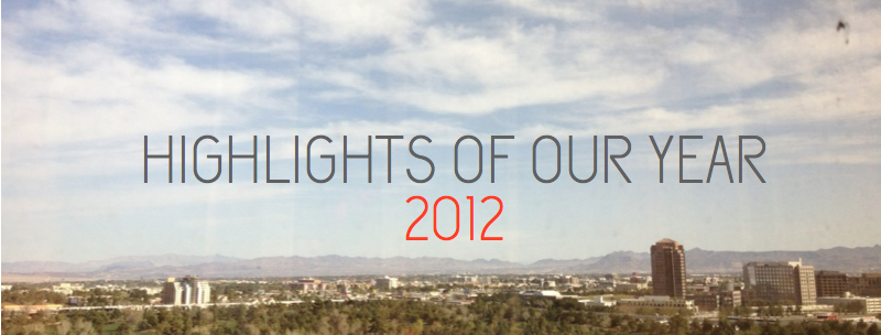 The best of 2012 :: Our Year in Review