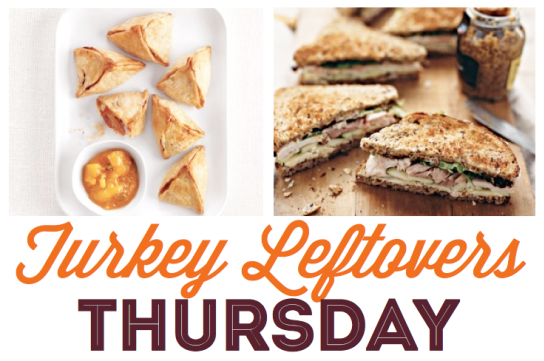 Thanksgiving Prep in 5 Steps: Turkey Leftovers