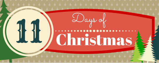 On the Eleventh Day of Christmas