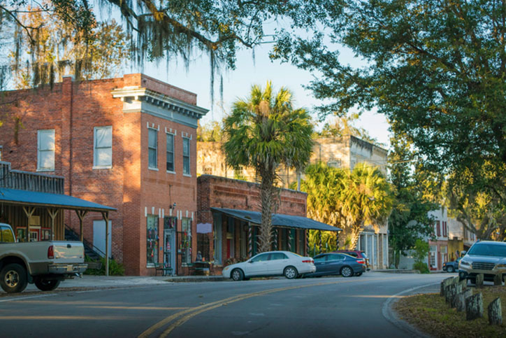 Guide to Downtown Gainesville