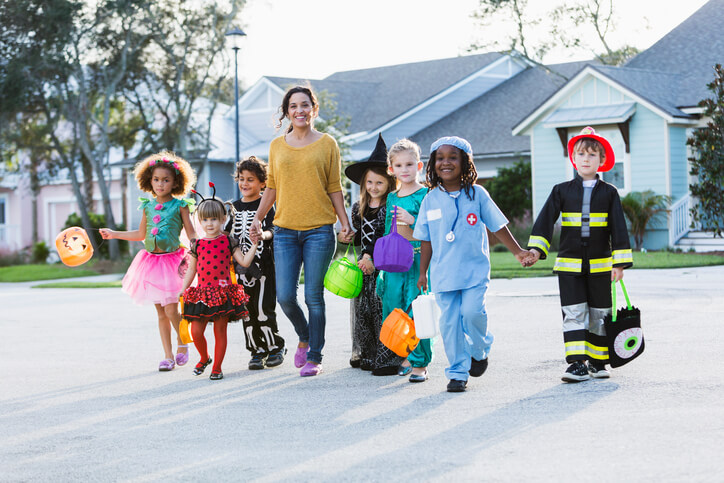 Trick-or-Treat, Costume & Candy Safety Tips