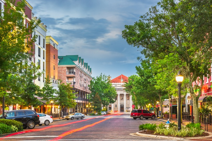 Settling Into Gainesville: Your City Guide