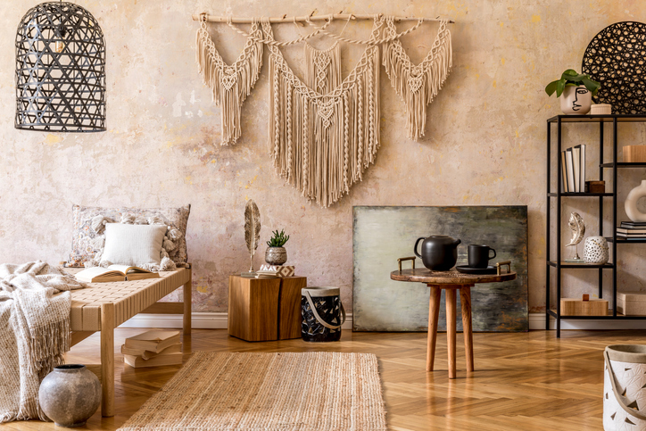 7 Boho Decorating Tips For Apartments