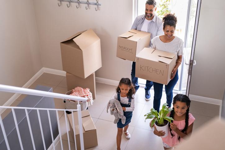 4 Things To Do First After Moving Into A New Apartment