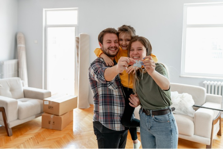 Why Living In An Apartment Is Good For Families