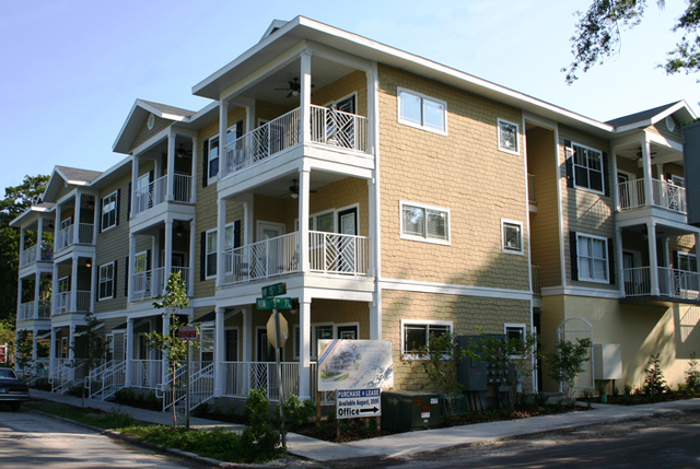 Developed Nantucket Walk Condos Directly Opposite From The University Of  Florida In College Park, Gainesville. All Units Were Sold Prior To  Completion.